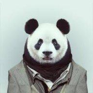 Toffifee-Panda